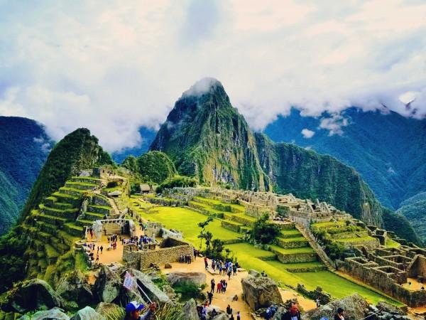 Machu Picchu  by Chang Dynasty 87