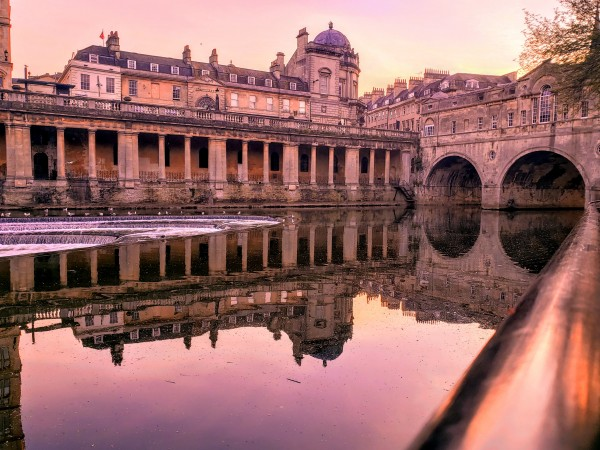 Pulteney bridge  by Chang Dynasty 87
