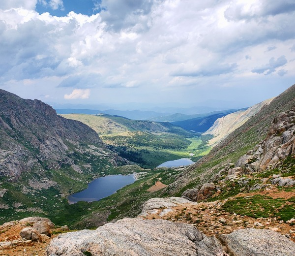 Mt Evans  by Chang Dynasty 87