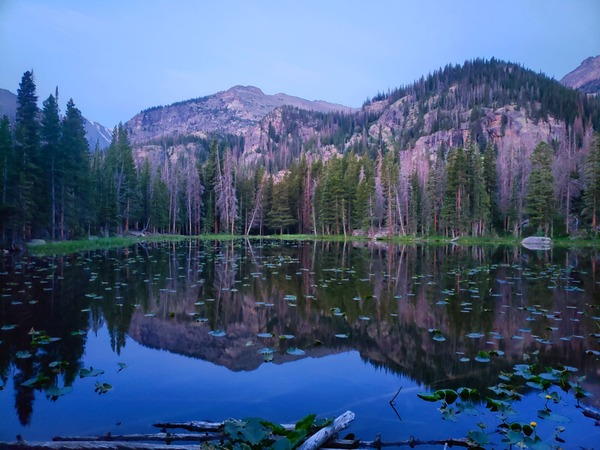Nymph Lake  by Chang Dynasty 87