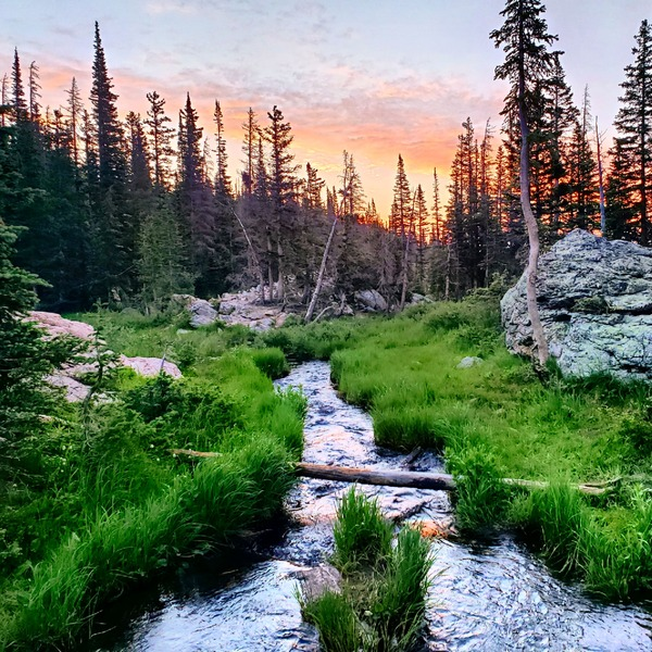 Bear Lake Trail by Chang Dynasty 87