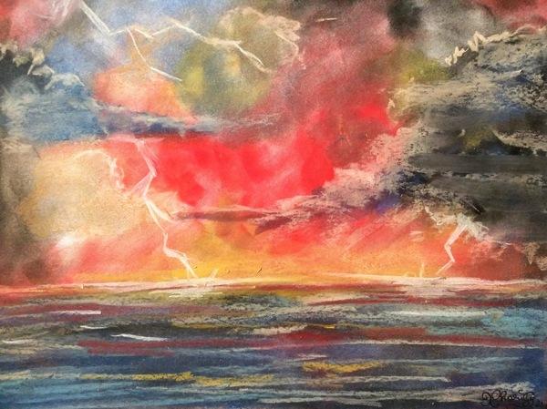 Awakened Sky by Charity Golden