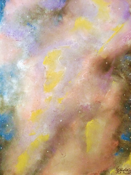 Cosmos by Charity Golden