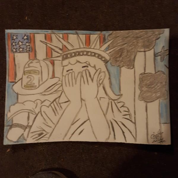 911 Art  by Charles Fordham