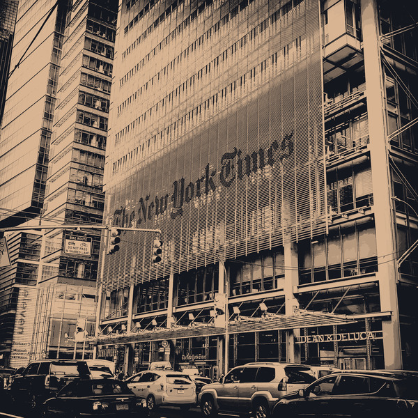 New York Times by Chase Nevada Michaels