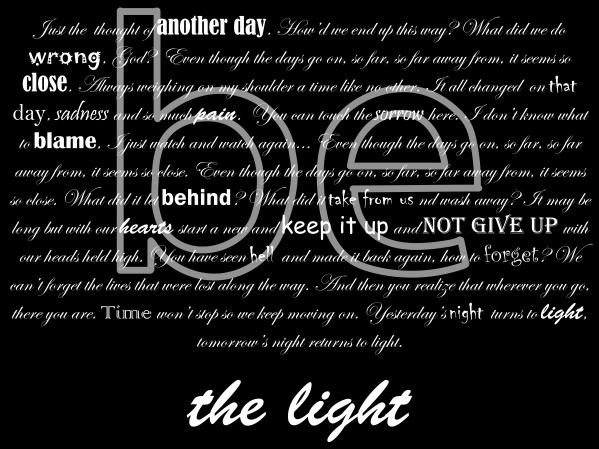be the light - one ok rock by Chino20