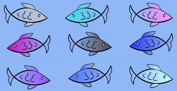 fishes by Chino20
