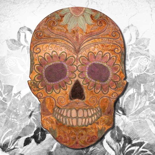 Day of the Dead 2016 by ChrisHarrisArt