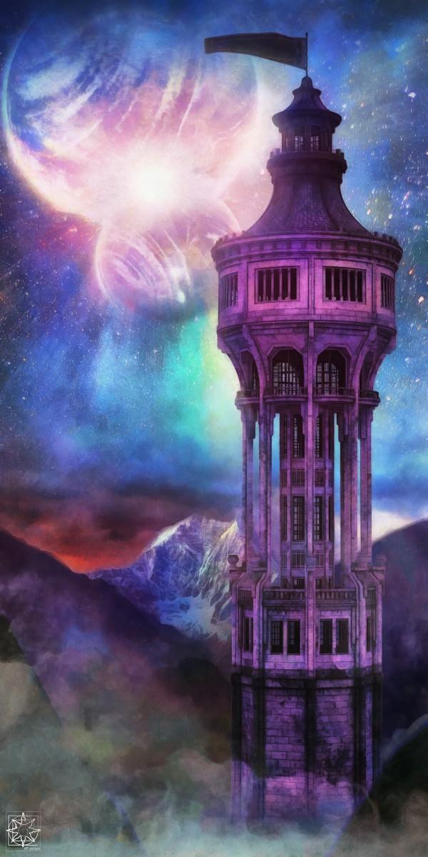 Interregnum Tower Digital Download