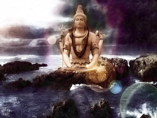 Lord Siva by ChrisHarrisArt