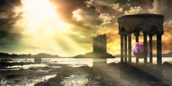 The Ancient Way by ChrisHarrisArt