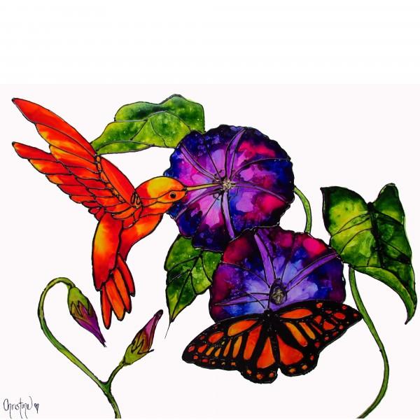Spring Symphony by Christine Cholowsky