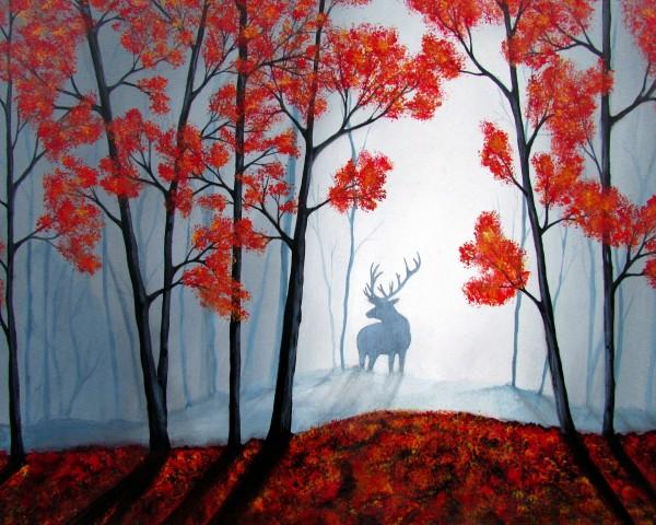 Stillness  by Christine Cholowsky