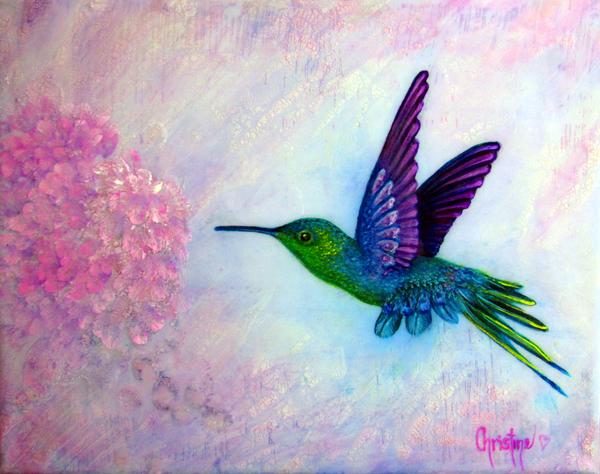 Tiny Diva by Christine Cholowsky