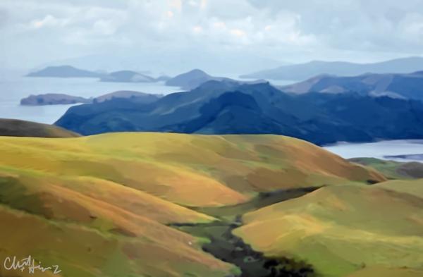 Hills by Clint Hubler