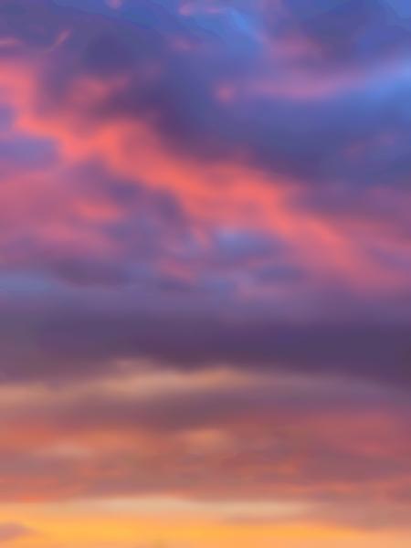 Sunset Sky Digital Download