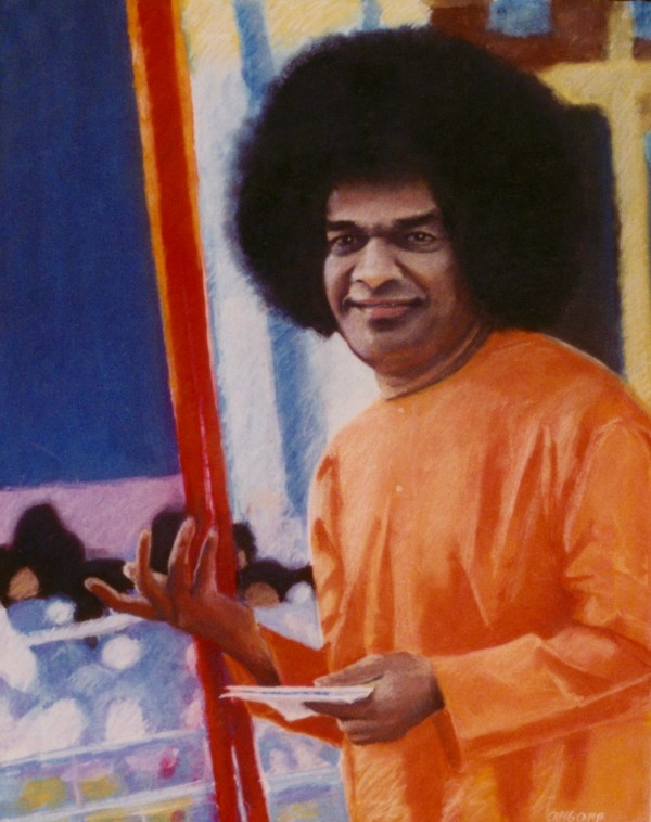Sathya Sai Baba by Craig Camp