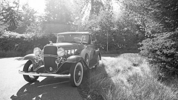 Roaring Chevy by DAS ERBE