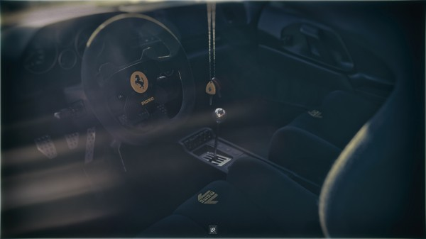 Ferrari 355 Cockpit by DAS ERBE