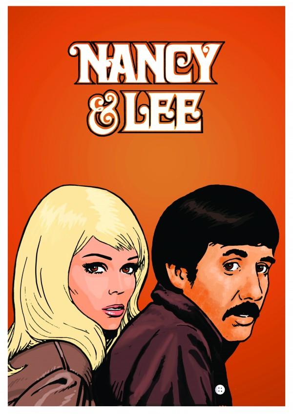 Nancy Sinatra & Lee Hazlewood by Dan  Avenell