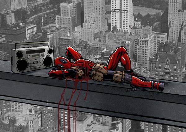 Deadpool by Dan  Avenell