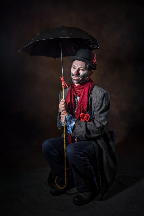 Auguste et attente by Daniel Thibault artiste-photographe