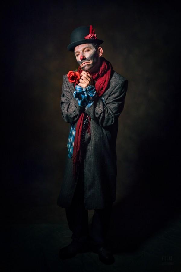 Auguste triste by Daniel Thibault artiste-photographe