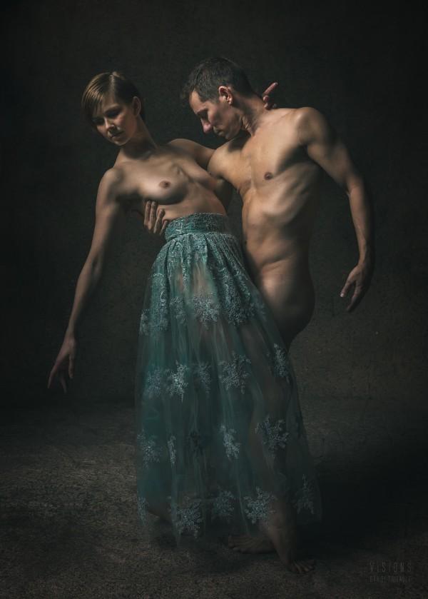 Si pres et si loin 1 by Daniel Thibault artiste-photographe
