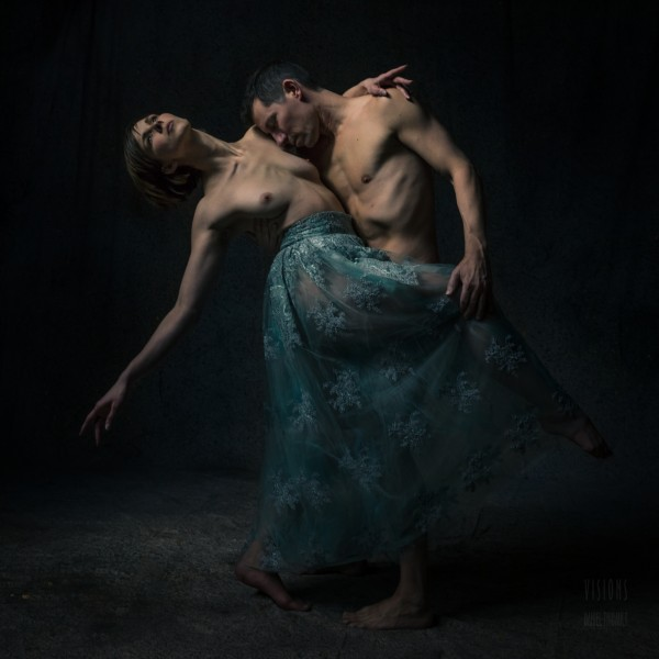 Si pres et si loin 2 by Daniel Thibault artiste-photographe