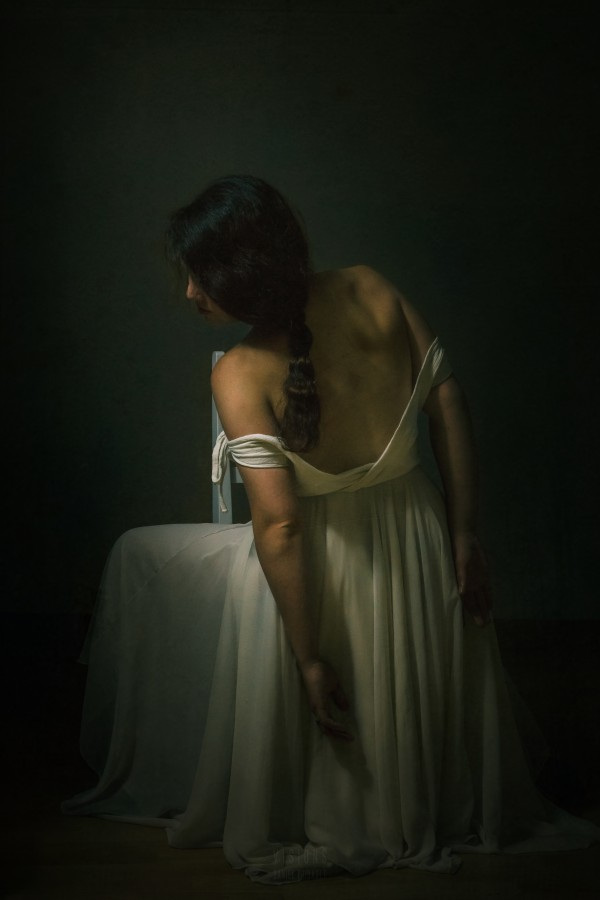 Le beau dos 1 by Daniel Thibault artiste-photographe