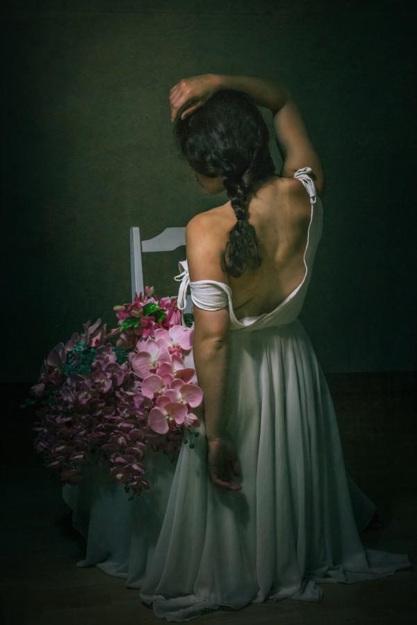Le beau dos 2 by Daniel Thibault artiste-photographe