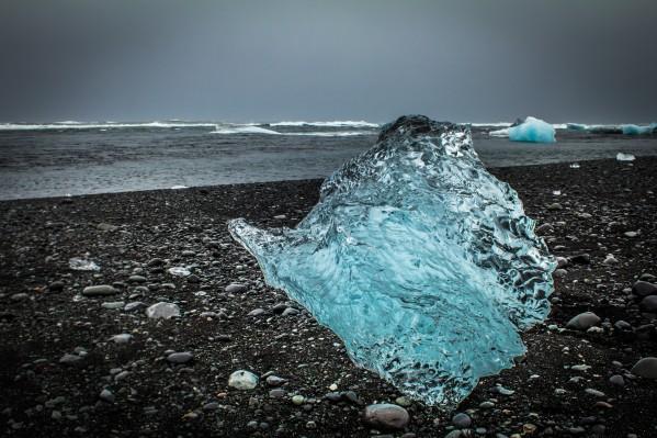 Diamond beach by Danielle Farrell