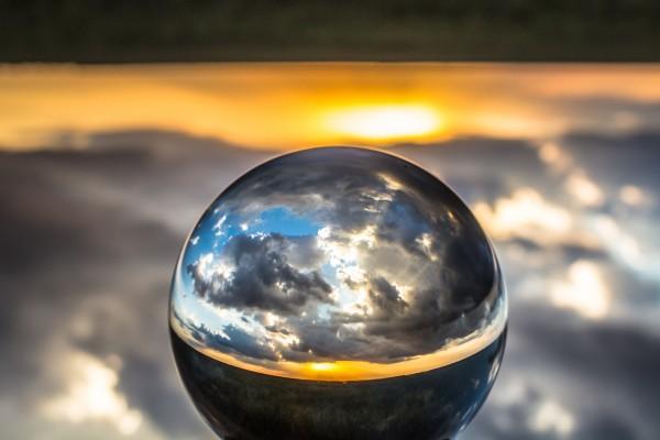 Lens Ball7 by Danielle Farrell