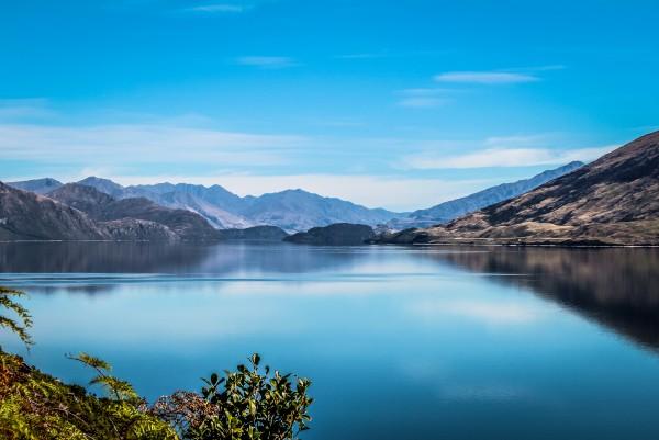 Lake Wanaka by Danielle Farrell