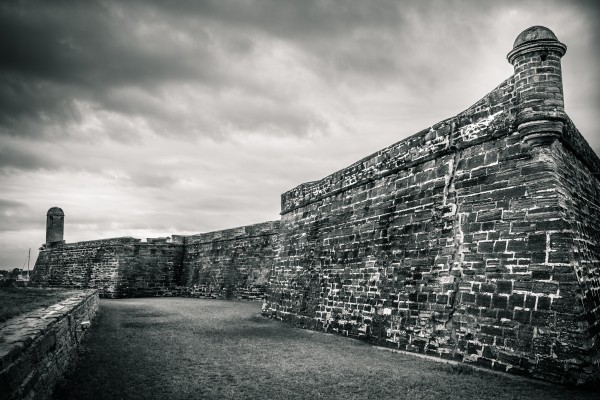 Castillo De San Marcos by Danielle Farrell