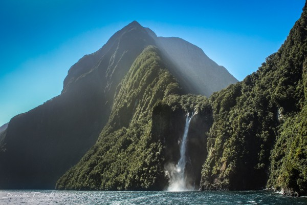 Milford Sound by Danielle Farrell