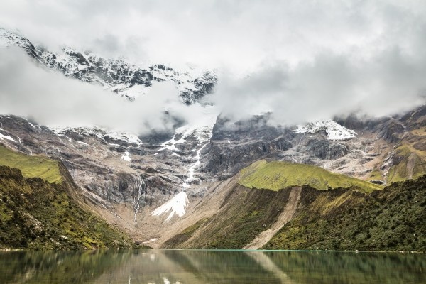 Humantay Lake by Danielle Farrell