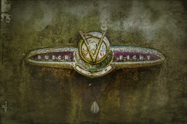Buick V Eight by Darryl Brooks