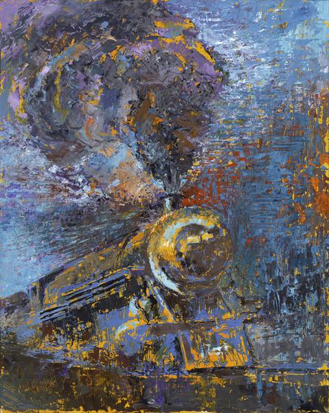 Chesapeake: Flying Embers by Daryl Urig