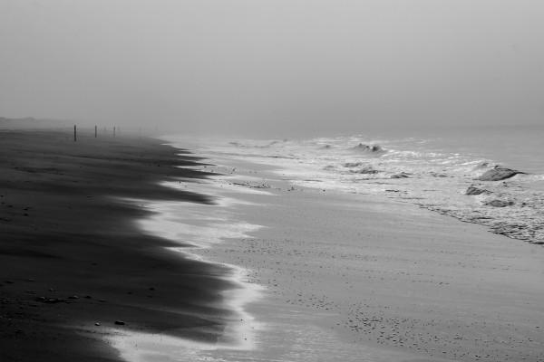 Green Hill Beach by Dave Burwell
