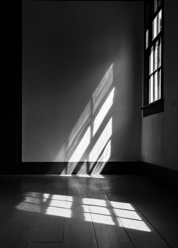 Empty Room by Dave Therrien