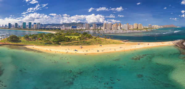 Magic Island Panorama0000 by Dave Tonnes