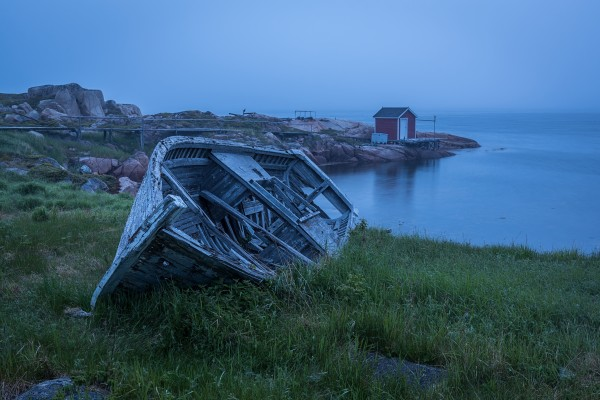 Deep Bay NL by David Brophy
