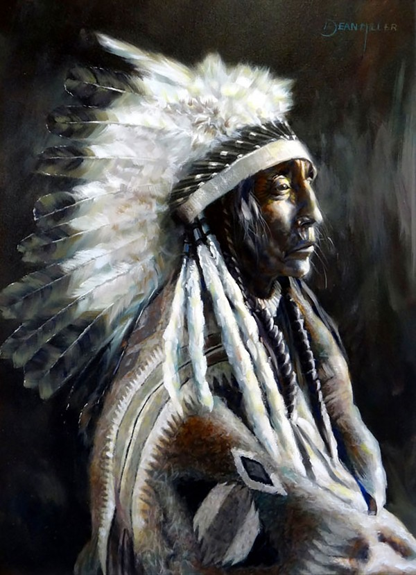 Chief by Dean Miller