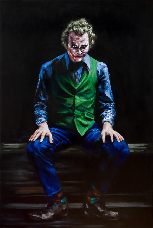 Joker by Dean Miller