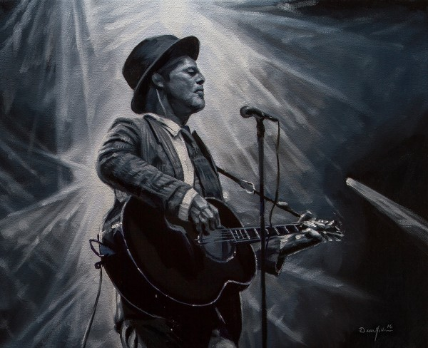 gord downie by Dean Miller