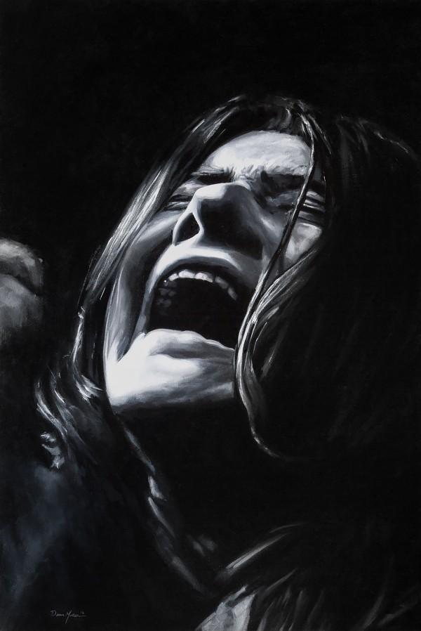 janis joplin by Dean Miller