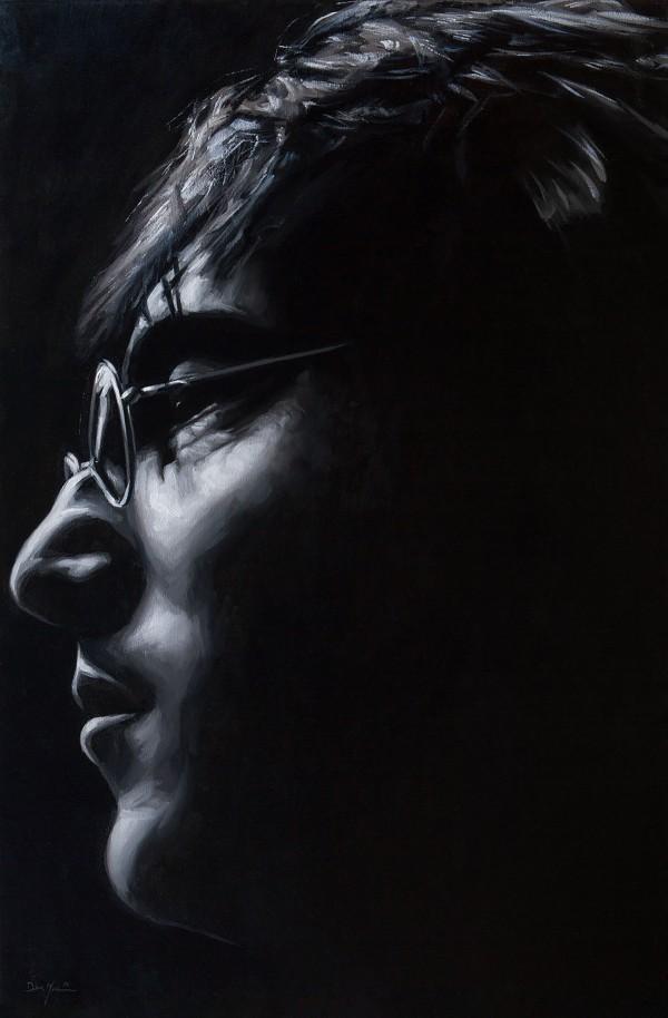 john lennon by Dean Miller