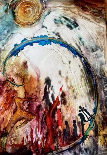 Ascension by Denise Johnson