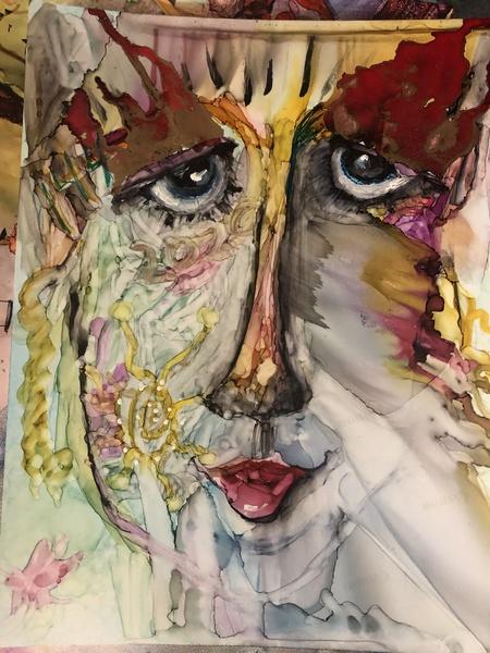 Higher Self by Denise Johnson